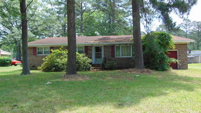 Edgecombe County Single Family Home For Sale: 105 Linden Place