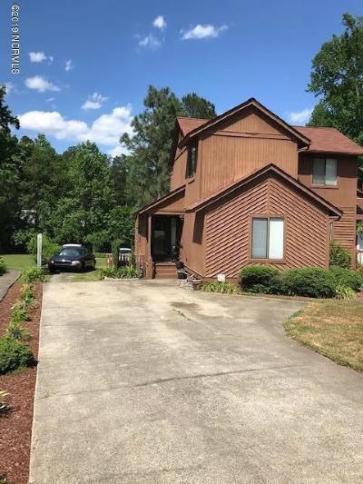 Nash County Condo/Townhouse For Sale: 1432 Brookmeade Court