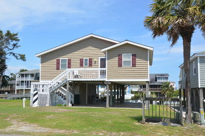 Holden Beach Island, Holden Beach Mainland Single Family Home For Sale: 148 Dolphin Drive