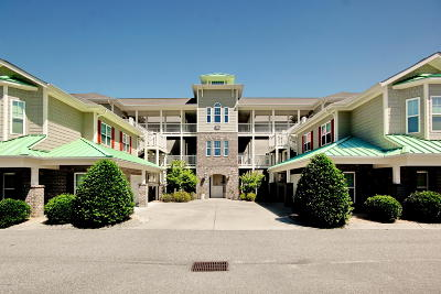 Sunset Beach Condo/Townhouse Active Contingent: 7827 High Market #13