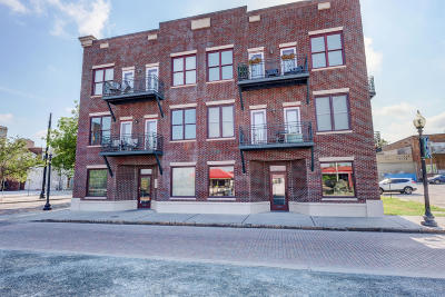 Wilmington Condo/Townhouse For Sale: 101 S Water Street #3
