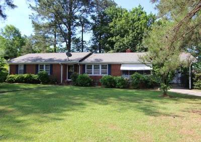 Edgecombe County Single Family Home For Sale: 2702 Beechwood Drive