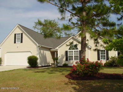 Wilmington Single Family Home For Sale: 1204 Woodburn Court