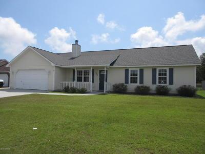 Hubert NC Single Family Home For Sale: $140,000