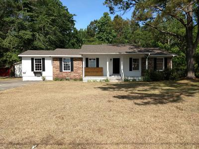 Onslow County Single Family Home For Sale: 129 Westside Lane