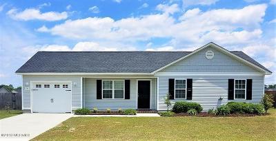 Richlands Single Family Home For Sale: 123 Eagle Ridge Drive