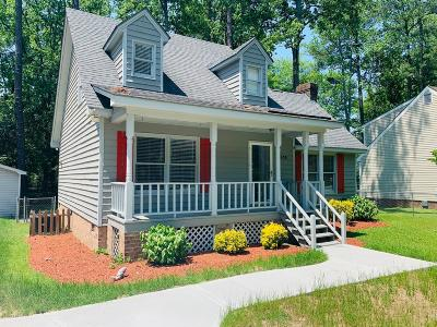 Nash County Single Family Home For Sale: 1500 Treetop Lane