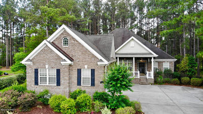 Calabash Single Family Home For Sale: 373 N Crow Creek Drive