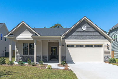 Wilmington Single Family Home For Sale: 409 Middle Grove Lane