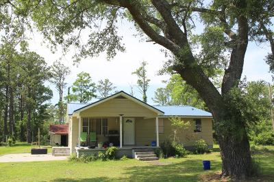 Beaufort Single Family Home For Sale: 1545 S River Road