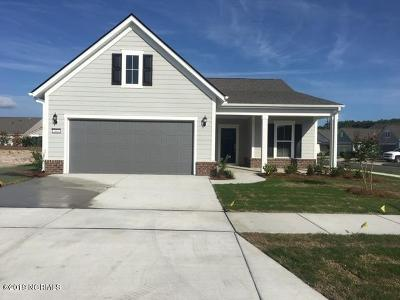 Wilmington Single Family Home Pending: 3404 Laughing Gull Terrace