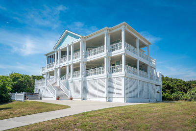 Caswell Beach Single Family Home For Sale: 800 Caswell Beach Road