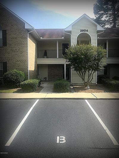 Greenville NC Condo/Townhouse For Sale: $92,000