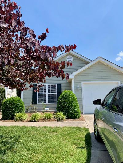 Nash County Condo/Townhouse For Sale: 4794 Gardenia Circle