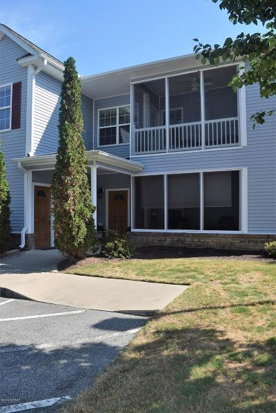 Greenville NC Condo/Townhouse For Sale: $105,000