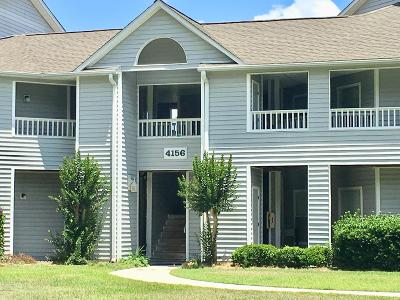 Wilmington NC Condo/Townhouse For Sale: $155,000