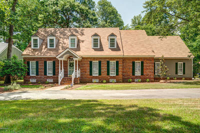 Rocky Mount Single Family Home For Sale: 604 Short Spoon Circle