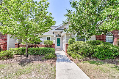 Wilmington NC Condo/Townhouse For Sale: $170,000