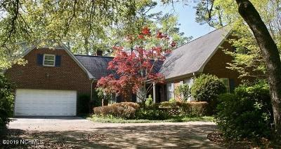 Wilmington NC Single Family Home For Sale: $850,000