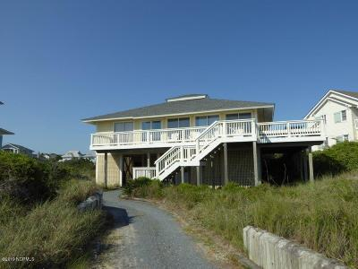Bald Head Island Single Family Home For Sale: 9 Silversides Trail