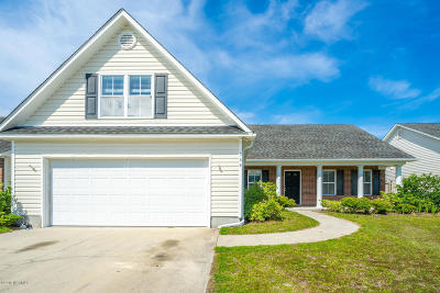 Wilmington NC Single Family Home For Sale: $232,499