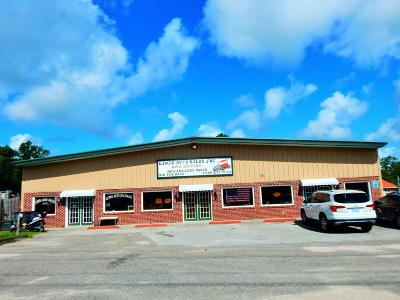 Brunswick County Commercial For Sale: 227 Ocean Highway E #3