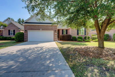 Wilmington NC Single Family Home For Sale: $342,000