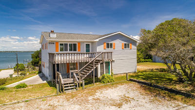 Emerald Isle NC Single Family Home For Sale: $405,000