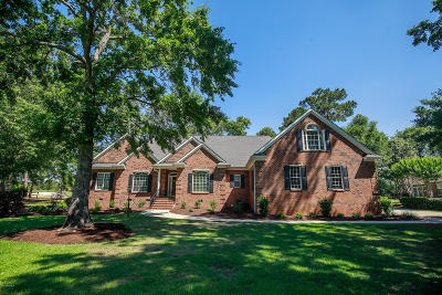 Southport Single Family Home For Sale: 3218 Beaver Creek Drive SE