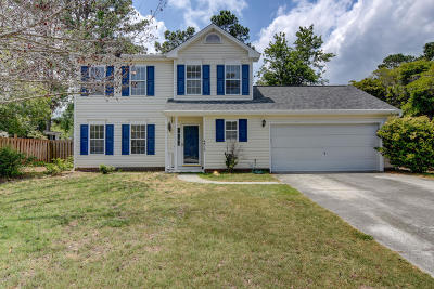 Wilmington Single Family Home For Sale: 4912 Gate Post Lane