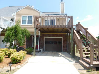 Sneads Ferry Condo/Townhouse For Sale: 501 E Bay Drive
