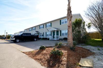 Atlantic Beach Condo/Townhouse For Sale: 119 Center Drive #U5
