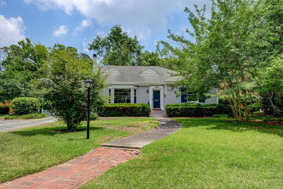 Wilmington Single Family Home For Sale: 309 Stradleigh Road
