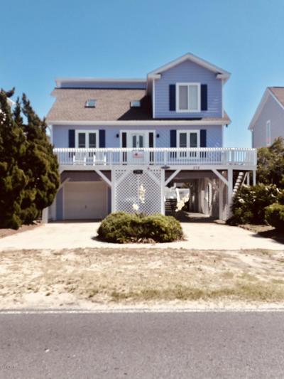 Ocean Isle Beach Single Family Home For Sale: 278 E Second Street