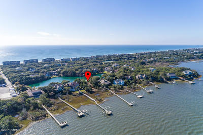 Pine Knoll Shores Residential Lots & Land For Sale: 520 Pelican Drive E