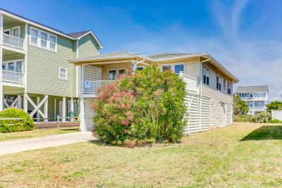 Holden Beach Single Family Home For Sale: 214 Ocean Boulevard W