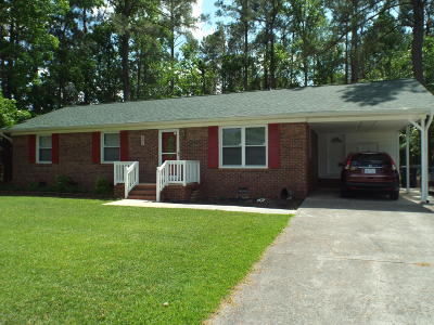 Jacksonville Single Family Home For Sale: 203 Pineview Road