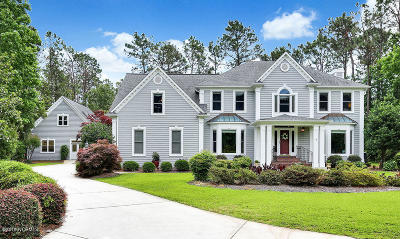 Wilmington NC Single Family Home For Sale: $665,000