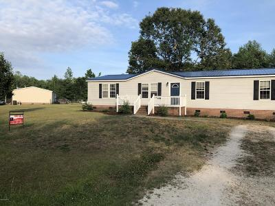 Jacksonville Single Family Home For Sale: 138 Winn Court