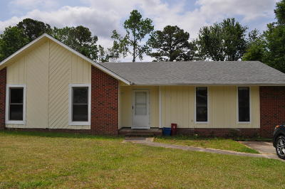 Branchwood Single Family Home For Sale: 1020 Massey Road