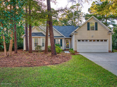 Wilmington NC Single Family Home For Sale: $289,900