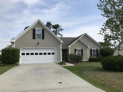 Wilmington NC Single Family Home For Sale: $260,000