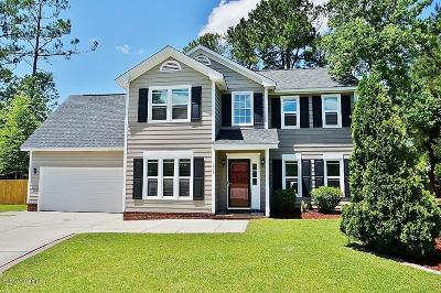 Jacksonville Single Family Home For Sale: 408 Hampshire Place