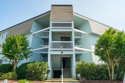 Atlantic Beach Condo/Townhouse For Sale: 301 Commerce Way Road E #334