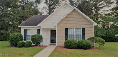 Greenville NC Single Family Home For Sale: $96,000