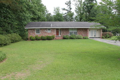 Whiteville NC Single Family Home For Sale: $149,900