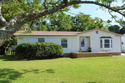 Beaufort Manufactured Home For Sale: 2629 Lennoxville Road