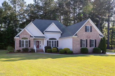 Greenville NC Single Family Home For Sale: $260,000