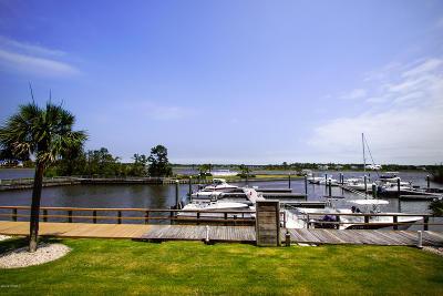 Oak Island Condo/Townhouse For Sale: 5400 E Yacht Drive #B4