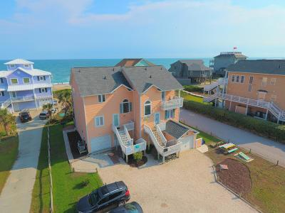 Emerald Isle Condo/Townhouse For Sale: 9423 Ocean Drive #E